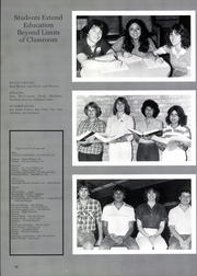 Abernathy High School - Antelope Life Yearbook (Abernathy, TX) online yearbook collection, 1981 Edition, Page 52