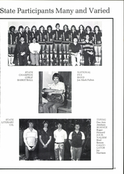 Abernathy High School - Antelope Life Yearbook (Abernathy, TX) online yearbook collection, 1981 Edition, Page 57