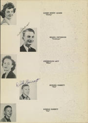 Abilene Chrisitian High School - Cactus Yearbook (Abilene, TX) online yearbook collection, 1944 Edition, Page 23