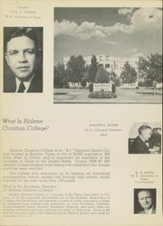Abilene Chrisitian High School - Cactus Yearbook (Abilene, TX) online yearbook collection, 1944 Edition, Page 42