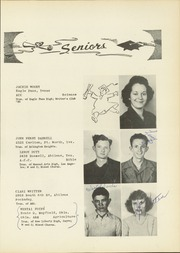 Abilene Chrisitian High School - Cactus Yearbook (Abilene, TX) online yearbook collection, 1945 Edition, Page 23