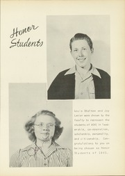 Abilene Chrisitian High School - Cactus Yearbook (Abilene, TX) online yearbook collection, 1945 Edition, Page 43