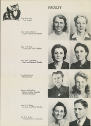 Abilene Chrisitian High School - Cactus Yearbook (Abilene, TX) online yearbook collection, 1946 Edition, Page 17
