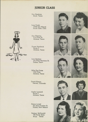 Abilene Chrisitian High School - Cactus Yearbook (Abilene, TX) online yearbook collection, 1946 Edition, Page 27