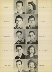 Abilene Chrisitian High School - Cactus Yearbook (Abilene, TX) online yearbook collection, 1948 Edition, Page 24 of 88
