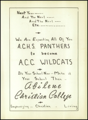 Abilene Chrisitian High School - Cactus Yearbook (Abilene, TX) online yearbook collection, 1949 Edition, Page 93