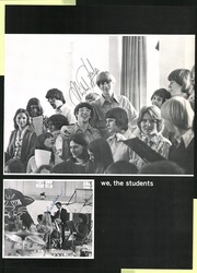 Page 11, 1975 Edition, Abilene Chrisitian High School - Cactus Yearbook (Abilene, TX) online yearbook collection