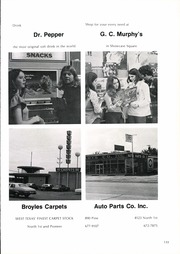 Abilene Chrisitian High School - Cactus Yearbook (Abilene, TX) online yearbook collection, 1975 Edition, Page 139