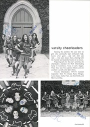 Abilene Chrisitian High School - Cactus Yearbook (Abilene, TX) online yearbook collection, 1975 Edition, Page 91