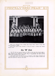Abilene Christian College - Prickly Pear Yearbook (Abilene, TX) online yearbook collection, 1921 Edition, Page 114