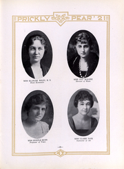 Abilene Christian College - Prickly Pear Yearbook (Abilene, TX) online yearbook collection, 1921 Edition, Page 22