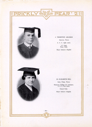 Abilene Christian College - Prickly Pear Yearbook (Abilene, TX) online yearbook collection, 1921 Edition, Page 37