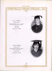 Abilene Christian College - Prickly Pear Yearbook (Abilene, TX) online yearbook collection, 1921 Edition, Page 38