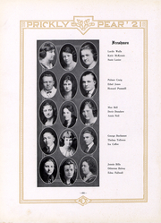 Abilene Christian College - Prickly Pear Yearbook (Abilene, TX) online yearbook collection, 1921 Edition, Page 65
