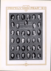 Abilene Christian College - Prickly Pear Yearbook (Abilene, TX) online yearbook collection, 1921 Edition, Page 71
