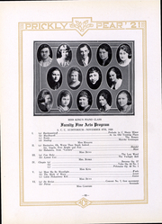 Abilene Christian College - Prickly Pear Yearbook (Abilene, TX) online yearbook collection, 1921 Edition, Page 93