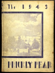 Abilene Christian College - Prickly Pear Yearbook (Abilene, TX) online yearbook collection, 1943 Edition, Cover