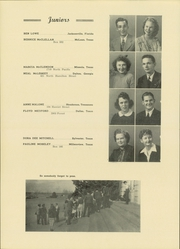 Abilene Christian College - Prickly Pear Yearbook (Abilene, TX) online yearbook collection, 1944 Edition, Page 44
