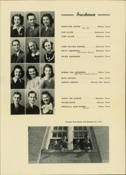 Abilene Christian College - Prickly Pear Yearbook (Abilene, TX) online yearbook collection, 1944 Edition, Page 55