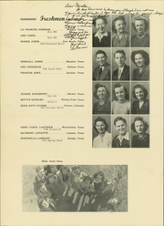 Abilene Christian College - Prickly Pear Yearbook (Abilene, TX) online yearbook collection, 1944 Edition, Page 60