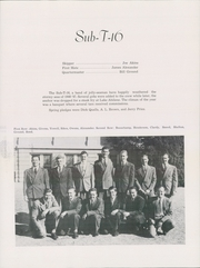 Abilene Christian College - Prickly Pear Yearbook (Abilene, TX) online yearbook collection, 1947 Edition, Page 233
