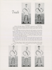 Abilene Christian College - Prickly Pear Yearbook (Abilene, TX) online yearbook collection, 1947 Edition, Page 268