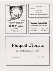 Abilene Christian College - Prickly Pear Yearbook (Abilene, TX) online yearbook collection, 1947 Edition, Page 294