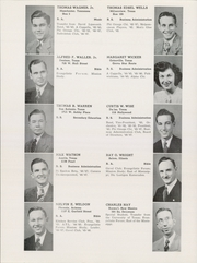 Abilene Christian College - Prickly Pear Yearbook (Abilene, TX) online yearbook collection, 1947 Edition, Page 52