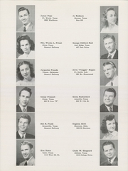 Abilene Christian College - Prickly Pear Yearbook (Abilene, TX) online yearbook collection, 1947 Edition, Page 64