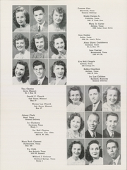Abilene Christian College - Prickly Pear Yearbook (Abilene, TX) online yearbook collection, 1947 Edition, Page 90