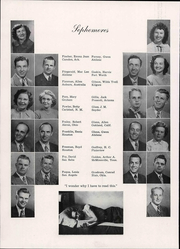 Abilene Christian College - Prickly Pear Yearbook (Abilene, TX) online yearbook collection, 1949 Edition, Page 114