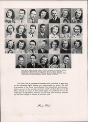 Abilene Christian College - Prickly Pear Yearbook (Abilene, TX) online yearbook collection, 1949 Edition, Page 196