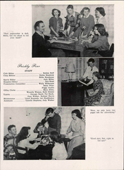 Abilene Christian College - Prickly Pear Yearbook (Abilene, TX) online yearbook collection, 1949 Edition, Page 199