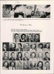 Abilene Christian College - Prickly Pear Yearbook (Abilene, TX) online yearbook collection, 1949 Edition, Page 201