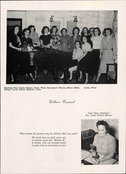 Abilene Christian College - Prickly Pear Yearbook (Abilene, TX) online yearbook collection, 1949 Edition, Page 207
