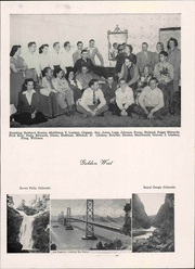 Abilene Christian College - Prickly Pear Yearbook (Abilene, TX) online yearbook collection, 1949 Edition, Page 221