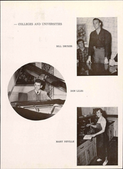 Abilene Christian College - Prickly Pear Yearbook (Abilene, TX) online yearbook collection, 1949 Edition, Page 235