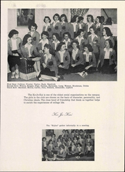 Abilene Christian College - Prickly Pear Yearbook (Abilene, TX) online yearbook collection, 1949 Edition, Page 267