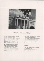 Abilene Christian College - Prickly Pear Yearbook (Abilene, TX) online yearbook collection, 1949 Edition, Page 348