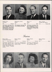 Abilene Christian College - Prickly Pear Yearbook (Abilene, TX) online yearbook collection, 1949 Edition, Page 72