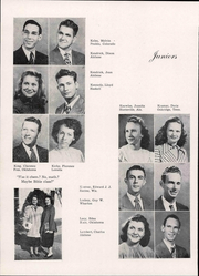 Abilene Christian College - Prickly Pear Yearbook (Abilene, TX) online yearbook collection, 1949 Edition, Page 96