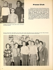 Abilene Christian College - Prickly Pear Yearbook (Abilene, TX) online yearbook collection, 1961 Edition, Page 160