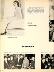 Abilene Christian College - Prickly Pear Yearbook (Abilene, TX) online yearbook collection, 1961 Edition, Page 166
