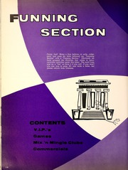 Abilene Christian College - Prickly Pear Yearbook (Abilene, TX) online yearbook collection, 1961 Edition, Page 202