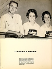 Abilene Christian College - Prickly Pear Yearbook (Abilene, TX) online yearbook collection, 1961 Edition, Page 254