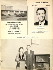 Abilene Christian College - Prickly Pear Yearbook (Abilene, TX) online yearbook collection, 1961 Edition, Page 356