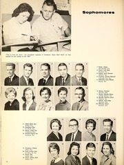 Abilene Christian College - Prickly Pear Yearbook (Abilene, TX) online yearbook collection, 1961 Edition, Page 74