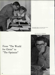 Abilene Christian College - Prickly Pear Yearbook (Abilene, TX) online yearbook collection, 1963 Edition, Page 16