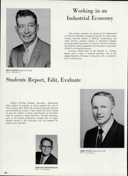Abilene Christian College - Prickly Pear Yearbook (Abilene, TX) online yearbook collection, 1963 Edition, Page 164