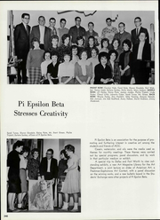 Abilene Christian College - Prickly Pear Yearbook (Abilene, TX) online yearbook collection, 1963 Edition, Page 246